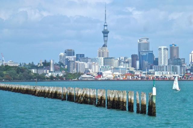 Auckland city - New Zealand