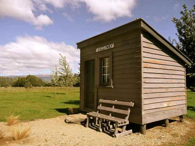 Otago Rail Trail - New Zealand