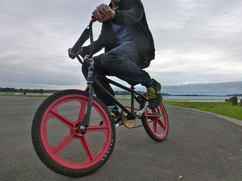 BMX - Auckland - New Zealand