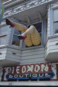 San Francisco - haight ashbury - USA
